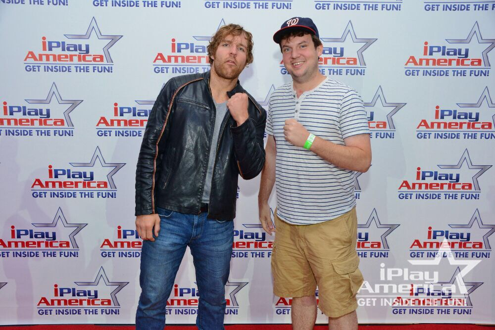 The spotlight on dean ambrose at iplay america the daily spotlight closing thoughts all in all this was one of the best signings that ive ever gotten to go to i hope iplay america continues to do events like these and i m4hsunfo