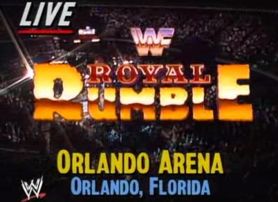 Image result for Royal Rumble 1990